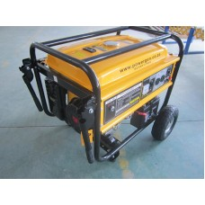 Brand New 6.5kva Petrol Generators Electric start with Battery wheels