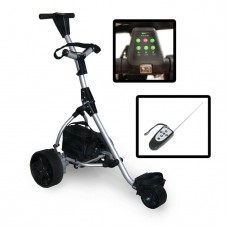 Electric Golf Trolley Remote Control Lithium Battery