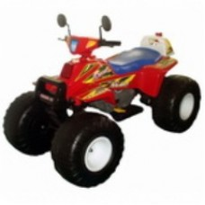 Battery Powered Ride-on Quad Bike 12 volt - Available in Red only