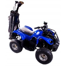 ELECTRIC Quad bike with golf bag attachment GOLF CART